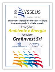 Certificazione Odysseus