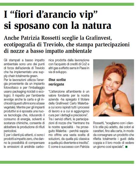 Comunicato Bergamo sostenibile