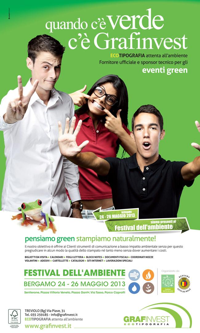 24/05-26/05 - Festival dell' Ambiente