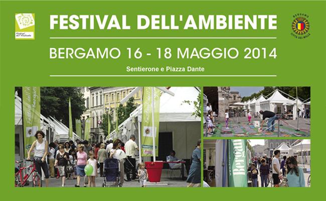 16-18/05/2014 - Festival dell'Ambiente