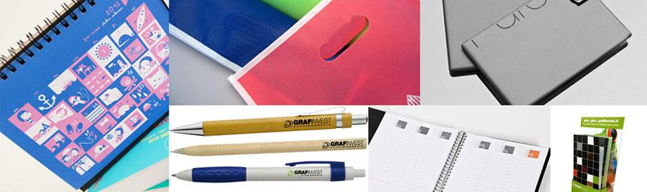 Stampati promozionali Grafinvest