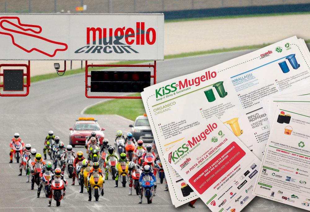 Kiss Mugello / Mugello Circuit
