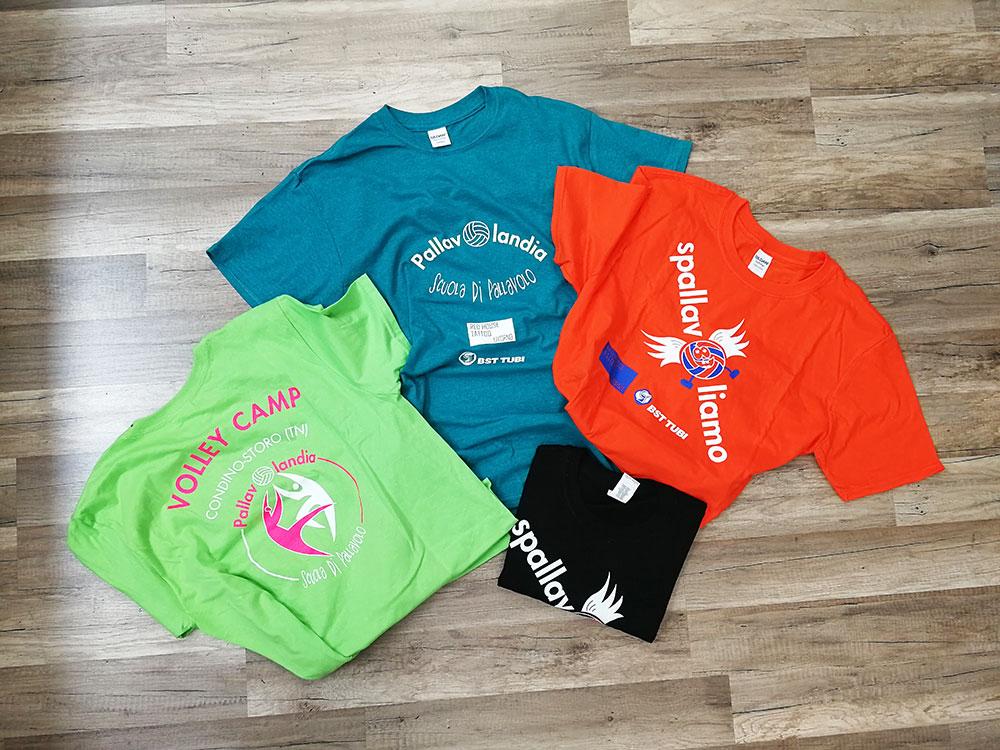 Spallavoliamo | Abbigliamento Personalizzato
