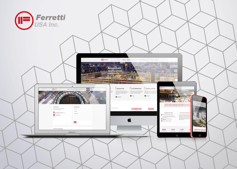Ferretti USA Inc. | Sito Web